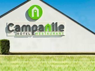 Urlaub Hérouville-Saint-Clair im Campanile - Caen Nord - Herouville-Saint-Clair