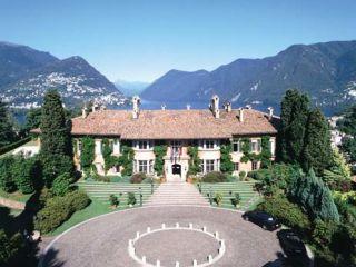 Lugano im Villa Principe Leopoldo