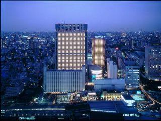 Urlaub Tokio im Shinagawa Prince Hotel