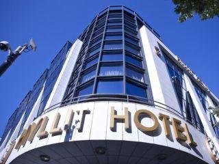 Antwerpen im TOP CityLine Hyllit Hotel