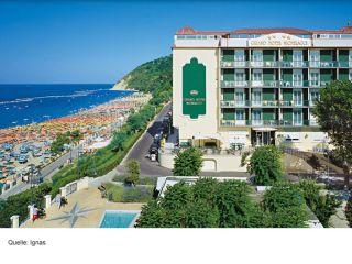 Gabicce Mare im Grand Hotel Michelacci