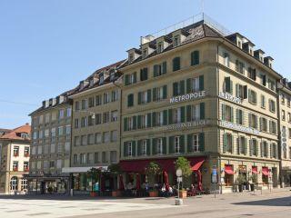 Bern im City Hotel Metropole