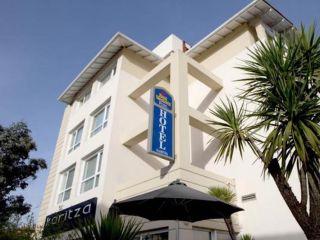 Urlaub Biarritz im Best Western Plus Karitza