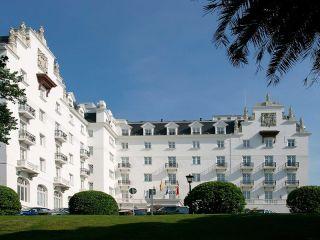 Urlaub Santander im Eurostars Hotel Real