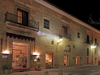 Cáceres im NH Collection Cáceres Palacio de Oquendo