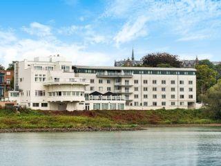 Arnhem im NH Arnhem Rijnhotel