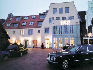Buchholz in der Nordheide im ACHAT Plaza Hamburg/Buchholz