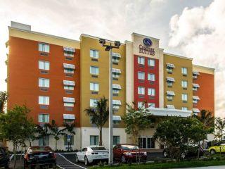 Urlaub Dania Beach im Comfort Suites Fort Lauderdale Airport South & Cruise Port