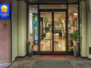 Urlaub Genua im Comfort Hotel Europa Genova City Centre