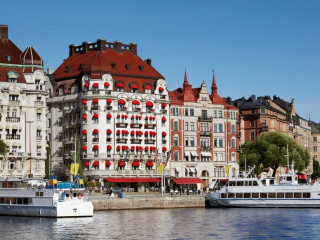 Urlaub Stockholm im Diplomat