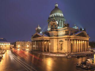 Sankt Petersburg im Angleterre