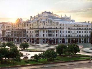 Moskau im Metropol Moscow Hotel