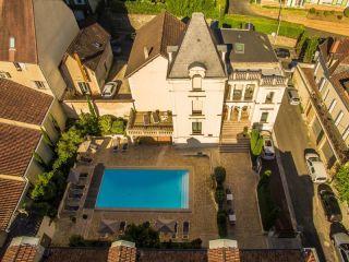 Sarlat-la-Canéda im Best Western Hôtel Le Renoir