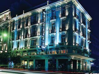 Urlaub Thessaloniki im Minerva Premier Hotel