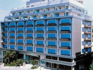 Athen im Athens Zafolia Hotel
