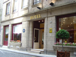 Saint-Malo im Hotel des Marins