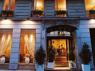 Juan-Les-Pins im Best Western Hôtel Astoria