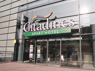 Urlaub Lille im Citadines City Centre Lille