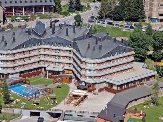 Urlaub Baqueira im Hotel Montarto