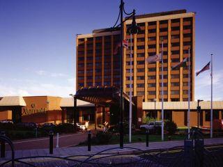 Cardiff im Marriott Cardiff