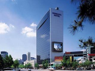 Seoul im Koreana Hotel