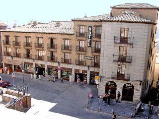 Urlaub Toledo im Sercotel Alfonso VI