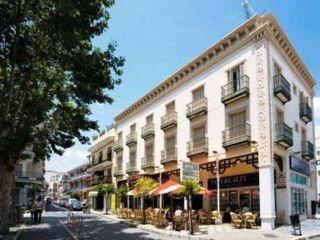 Nerja im Hotel Plaza Cavana