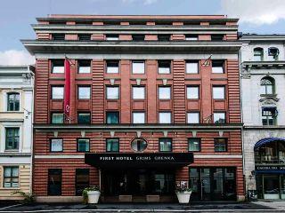 Oslo im First Hotel Grims Grenka