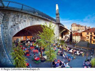 Urlaub Lausanne im Agora Swiss Night by Fassbind