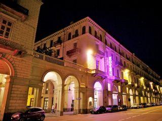 Turin im Best Western Crystal Palace Hotel