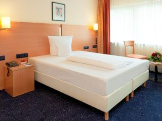 Frankfurt am Main im Favored Hotel Plaza Frankfurt