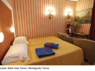 Urlaub Montegrotto Terme im Bellavista Terme