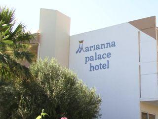 Urlaub Kolymbia im Marianna Palace Hotel