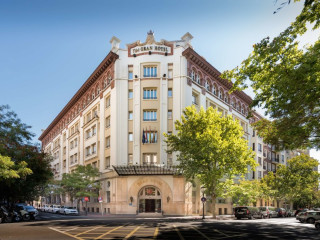 Urlaub Saragossa im NH Collection Gran Hotel de Zaragoza