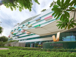 Singapur im Village Hotel Changi