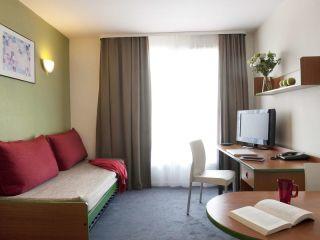 Bordeaux im Aparthotel Adagio access Bordeaux Rodesse
