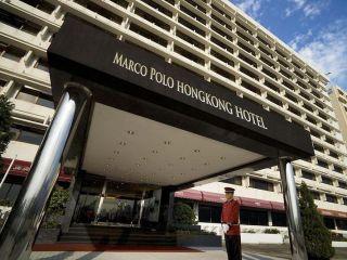 Kowloon im Marco Polo Hongkong Hotel