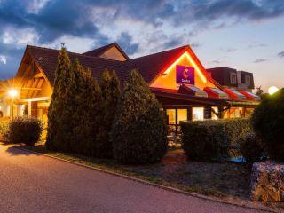 Urlaub Evreux im Comfort Hotel Evreux
