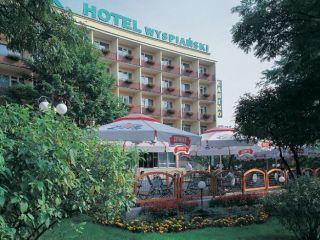 Krakau im Hotel Wyspianski