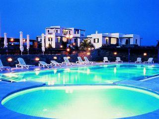 Urlaub Nea Chrissi Akti im Poseidon of Paros Resort & Spa