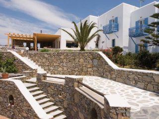 Urlaub Mykonos-Stadt im Vencia Boutique Hotel