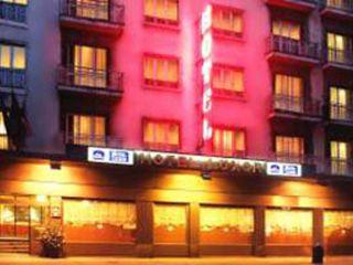 Turin im Best Western Hotel Luxor