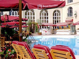 Deauville im Hôtel Barrière Le Royal Deauville