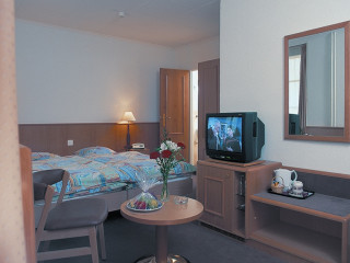 Urlaub Lausanne im Hotel AlaGare