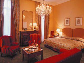 Brügge im Hotel The Peellaert