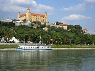 Urlaub Bratislava im Botel Marina