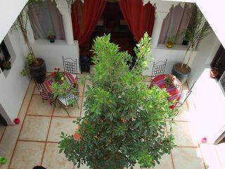 Marrakesch im Riad Hcekarram