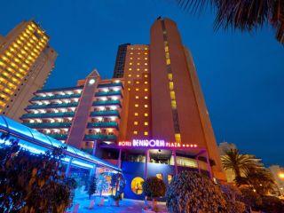 Urlaub Benidorm im Hotel Benidorm Plaza