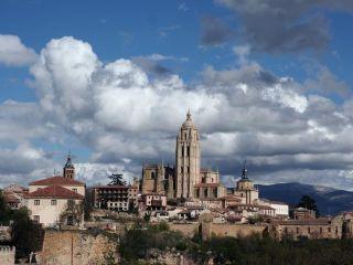 Segovia im Infanta Isabel Hotel