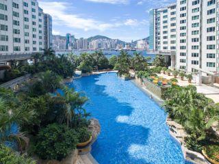 Urlaub Kowloon im Kowloon Harbourfront